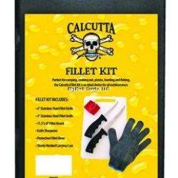 Calcutta Bfkg12 Fillet Knife Kit