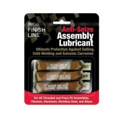 Finishline Anti-Seize Assembly Lubricant 3 Set Bike