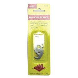 5 Pack Utility Knife Hook Blade 059-Hb5