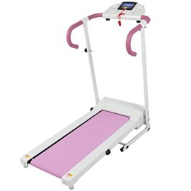 Best-Choice-Products-Pink-500W-Portable-Folding-Electric-Motorized-Treadmill-Running-Fitness-Machine