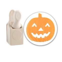 Martha Stewart Crafts Double Craft Punch Jack-O-Lantern By The Each
