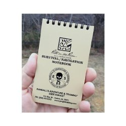 Esee Rite In The Rain Survival / Nav Notepad