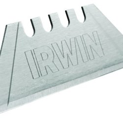 Irwin Tools 1764986 4 Point Carbon Blades, 100-Pack