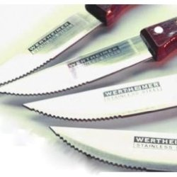 Wertheimer Gourmet Steak Knife (4 Piece Set)