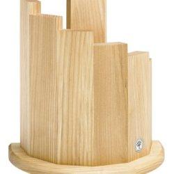 Boker Wood Magnetic Knife Block, Olive