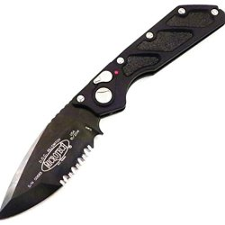Microtech 154-2 D.O.C Killswitch Black Knife Plus Somerled Tactical Beanie