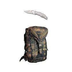 Eberlestock Just One Pack Western Slope With Free Spyderco Flight Byrd Knife