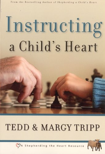 Instructing a Child's Heart Cover