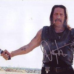 Danny Trejo Signed *Machete Kills* 8X10 Photo Machete Proof W/Coa #12