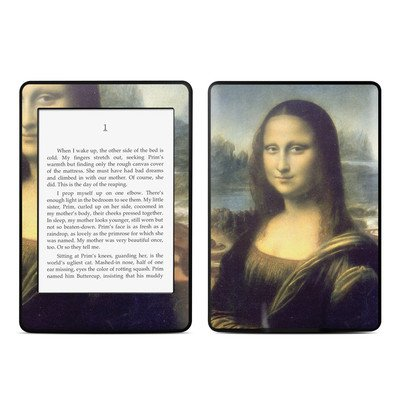 Amazon Kindle Paperwhite スキンシール【Mona Lisa】