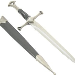 """13"""" Collectible Mongolian Style Dagger With Sheath Good Quality"""