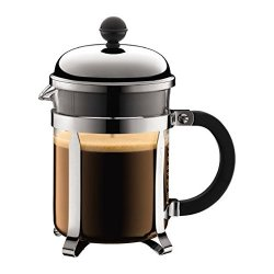 Bodum Chambord 4 Cup Coffee Maker 0.5L (17Oz) - Shiny