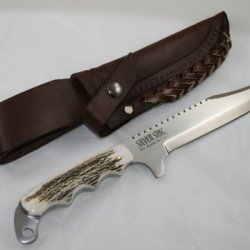 Silver Stag Sidekick Pro Fixed Blade Knife