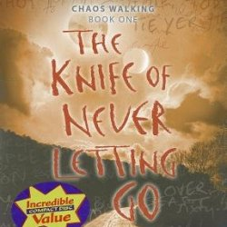 The Knife Of Never Letting Go   [Knife Of Never Letting Go 10D] [Compact Disc]