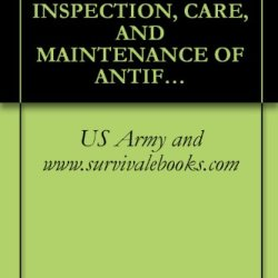 Us Army Technical Manual Tm 9-214, Inspection, Care, And Maintenance Of Antifriction Bearings, 1959