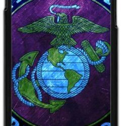 "Lilichen Cool Design Forever Collectible Usmc Marine Corps Case Cover For Iphone 6 4.7"" -- Desgin By Lilichen"