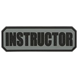 Maxpedition Gear Instructor Patch, Swat, 3 X 1-Inch