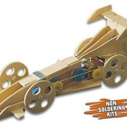 Velleman Kns5 Automech Motorised Wooden Kit