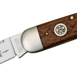 Winchester Knives 190122 Cartridge Series - Whittler Pocket Knife With Honey Jigged Bone Handles