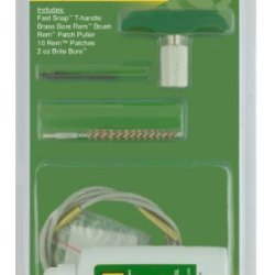 Remington Mini Fast Snap Cleaning Kit With Oil (22/223 Caliber / 5.56-Mm)