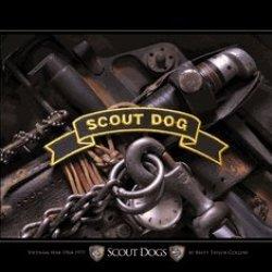 Scout Dogs 8X10 Unframed