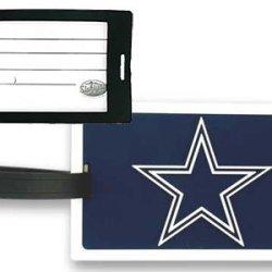 Nfl Luggage Tag - Dallas Cowboys