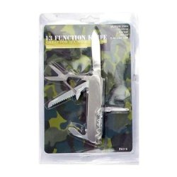 13 Function Pocket Tool Knife - Case Of 96