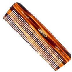 Kent The Handmade Comb - 146 Mm Medium Size For Thick/Coarse Hair Sawcut 12T