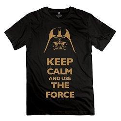 Use Force Fantastic Man T-Shirt Size M Color Black