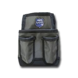 Abco 3262-5 4-Pocket Roofer'S Tool Pouch