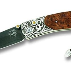 William Henry Rugged Butte B05 1120 Limited Edition Pocket Knife