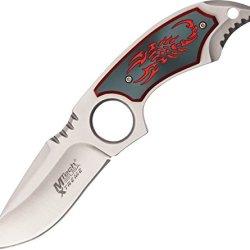 Mtech Usa Xtreme Mx-8078Sbr Fixed Blade Knife, 8-Inch