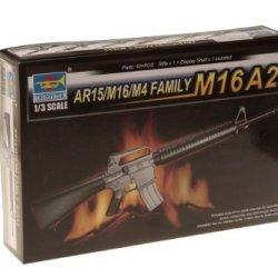 Trumpeter 1/3 Ar15/M16/M4 Family M16A2 Machine Gun