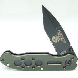 Colt Homeland Security Professional German Pocket Knife, Model At0097Hssb