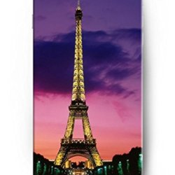 Ouo New Unique Hard Cover For Eiffel Tower 5.5 Inch Iphone 6 Plus Case Sunset And Eiffel Tower Classic Shell For Girls