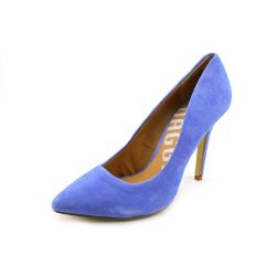 Kelsi Dagger Women'S Evan Pointed Toe Pumps In Cobalt Blue Size 8