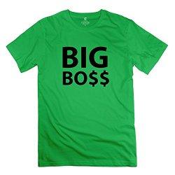 Big Boss Best Men T Shirt