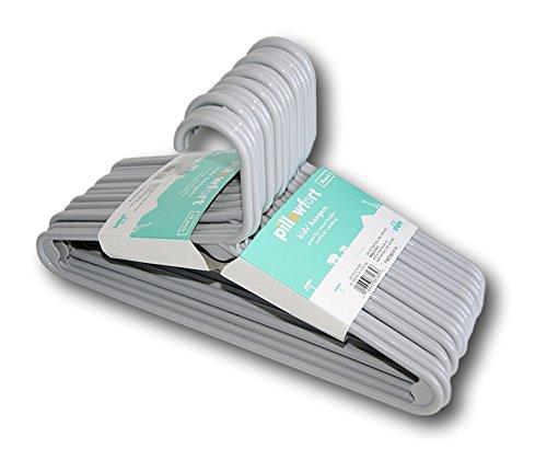 Pillowfort-Gray-Kids-Hangers-for-Children-18-Pack