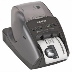 Ql-580N Professional Label Printer With Built-In Networking