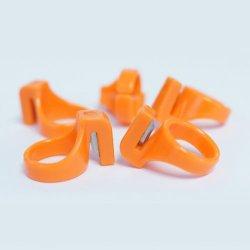 Ring Knife Multi-Purpose Cutting Tool - Orange 5 Pack