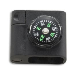 Columbia River Knife And Tool (Crkt) Columbia River Knife And Tool'S 9701 Survival Bracelet Accessory Compass And Firestarter