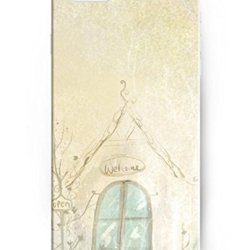 Ukase Deluxe Apple Iphone 6 Plus Case 5.5 Inch With Cute Design Of Welcome To My Lovely House
