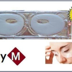 Collagen Crystal Eyes Mask Full Covered For Lift, Firm, Anti-Wrinkle, Dark Circle And Eyes Bagx(5Pairs)