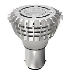 Chichinlighting® 3W 12V B15 1383 Led Light Bulb Cree Gbf Led Elevator Lighting Bulb Lamp Warm White 2750-3000K 30 Degrees