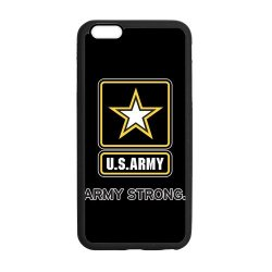 """Jdsitem U.S. Army Strong Star Design Case Cover Sleeve Protector For Phone Iphone 6 Plus 5.5"""" (Laser Technology)"""