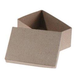 3 Paper Mache Boxes