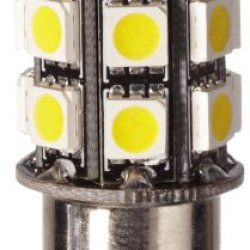 Led 3 Watt Low Voltage Single Contact Bayonet Bulb
