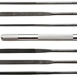 Excel 6 Assorted File Set With Handle