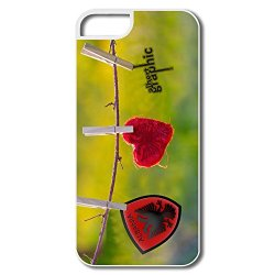 Nice Love Pc Case Cover For Iphone 5/5S