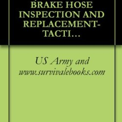 Tb 9-2300-405-14, Army, Mandatory Brake Hose Inspection And Replacement-Tactical Vehicles, 1989